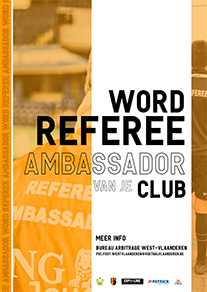 WORD REFEREE AMBASSADOR